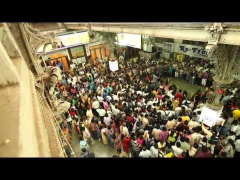 Flash Mob Mumbai -  CST  Official Video