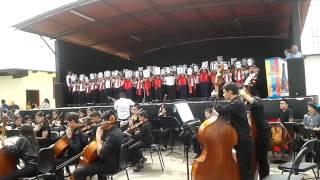Cantata Bolívar Parte II