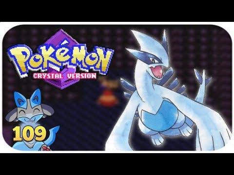 Let's Play Pokémon Kristall #109   Lugia Fangen In Den Strudelinseln