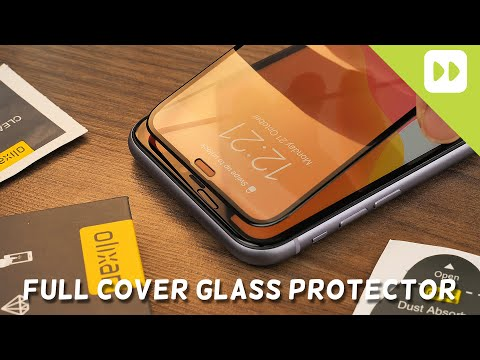 olixar-iphone-11-full-cover-glass-screen-protector-installation-and-review