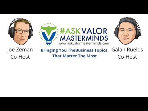 Co-Hosts Galan Ruelos & Joe Zeman Reflect on past customer experieinces over the years