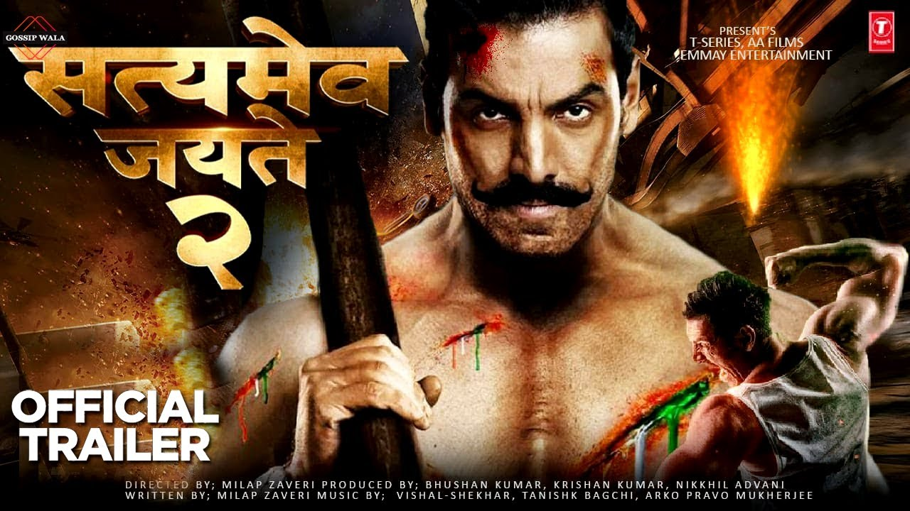 Satyamev Jayate 2 Trailer Release Date | John Abraham, Divya | Satyamev Jayate 2 Trailer Kab Aayega