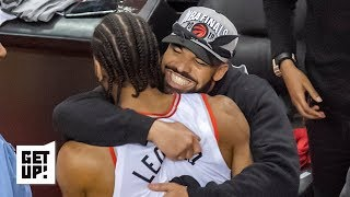 The Raptors' risky Kawhi-DeMar DeRozan trade pays off with an NBA Finals berth | Get Up!