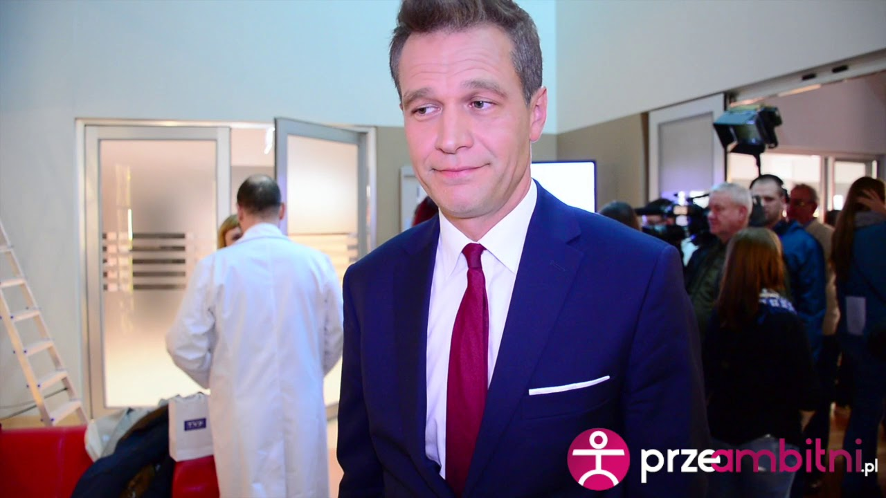 Michał Żebrowski o prezentach na święta: cena nie jest istotna? | przeAmbitni.pl