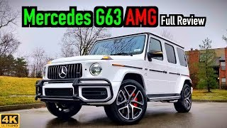 2019 Mercedes-AMG G63 Wagon: FULL REVIEW + DRIVE | The $170K Ultimate G-Wagon!