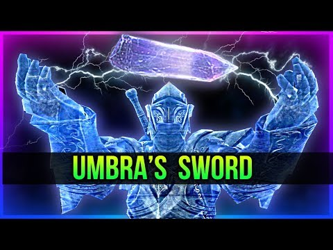 Skyrim Best Weapons - Umbra Sword Location
