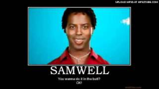 Samwell   What What (in The Butt) (brooks Get Lubed Dub Mix)