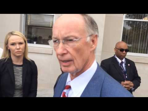Governor Robert Bentley says he has no intentions of resigning