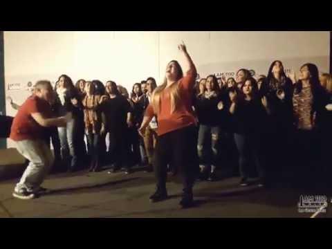 """<h3 class=""""list-group-item-title"""">Argentina Gospel interpretó Magnify Him en Parece que viene bien</h3>"""