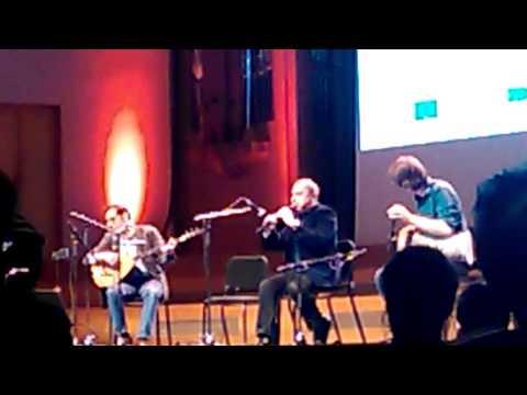 Armenia & Turkey - music Brussels BOZAR 18 Nov 2015
