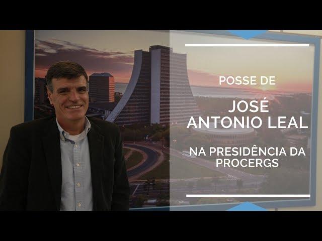 Registro da solenidade de posse do novo Presidente da PROCERGS, gestão 2019-2022, realizada no dia 5 de Junho na sede da Companhia.