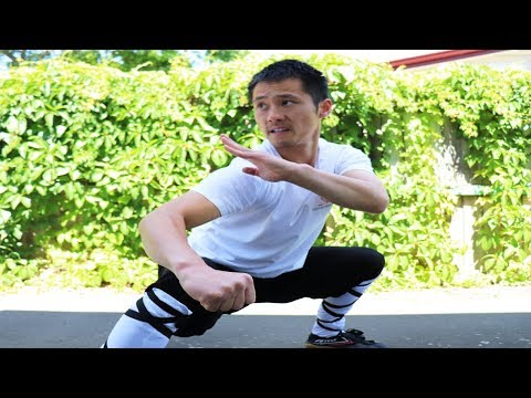 Shaolin Kung Fu, Wushu Training step by step for Beginners