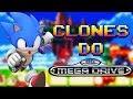 Clones do Mega Drive!