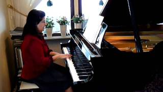 Piano Marly Azevedo Andersson Dotter Sion GF Händel 640