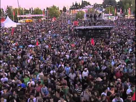 """CHE*SUDAKA EN LA """"FESTA DO AVANTE"""" - LISBOA - PORTUGAL 2011"""