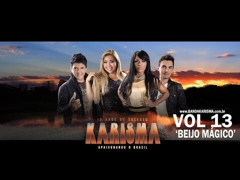 Banda Karisma CD VOL 13 (COMPLETO)