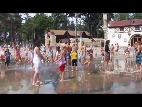 Сумасшедшие самолёты Парк Горького Харьков crazy airplanes Gorky park Kharkov