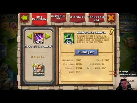 SuperEvo Et Vague Ak5 - Castle Clash