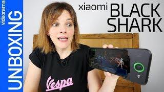 Xiaomi Black Shark unboxing -¿el MOVILGAMING asequible?-