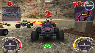 R.C. Cars HD gameplay