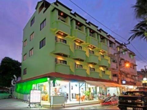 Cheap Hotels in Pattaya: Thanee Place Central Pattaya