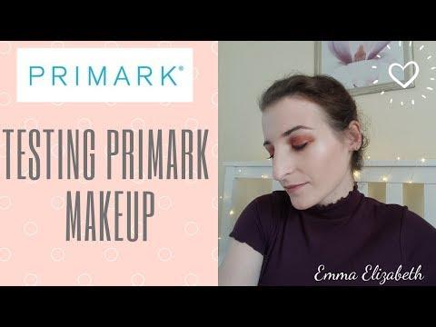 Primark Makeup Testing October 2018!