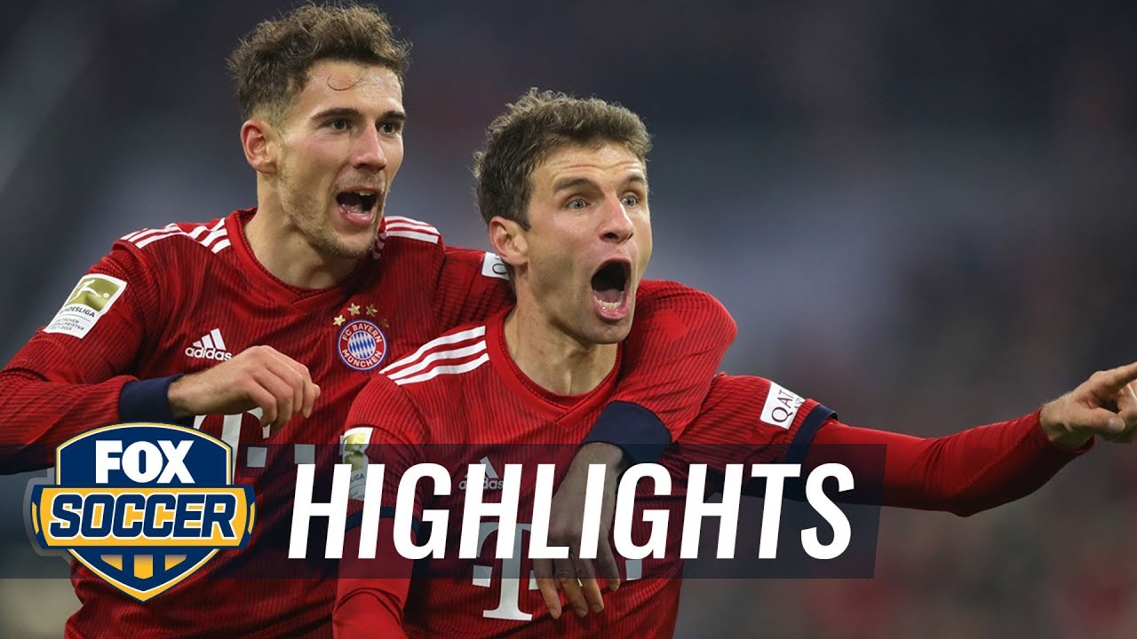 Bayern Vs DГјsseldorf