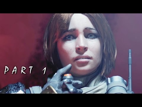 Destiny Rise of Iron Walkthrough Gameplay Part 1 - Intro - Mission 1 (PS4)
