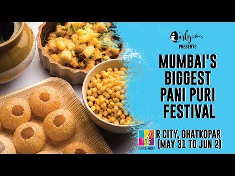 After Movie Of Mumbai's Biggest Pani Puri Festival 2019