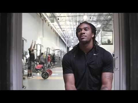 Carolina Panthers Linebacker Shaq Thompson