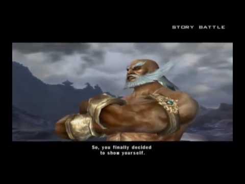 Tekken 5 - Jinpachi Interludes