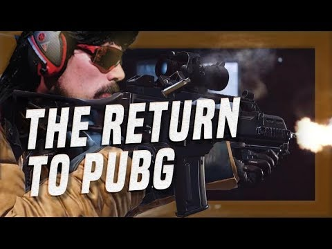 Doc's Return to PUBG