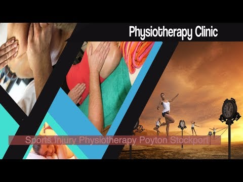 Best Physiotherapy Sports Injury Clinic Poynton Stockport