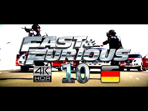 FAST AND FURIOUS 10 TRAILER (2021) GERMAN/DEUTSCH FAN MADE 4k