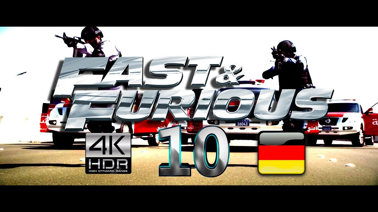 Fast And Furious Deutsch