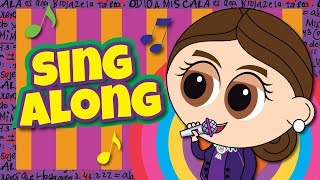 Sing Along- Miss Cala