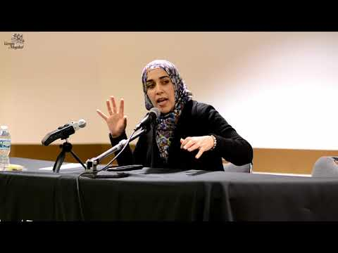 #MLFA presents: The Spirituality of Justice featuring Yasmin Mogahed