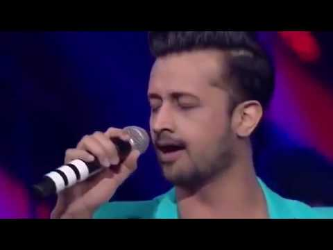 Atif Aslam Songs Main Rang Sharbaton Ka Tu Jaane Na Kun Faya Kun Atif Aslam Live Performance