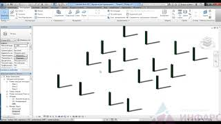 BIM проектирования стальных конструкций.  Revit - ЛИРА 10 6 - Advance Steel