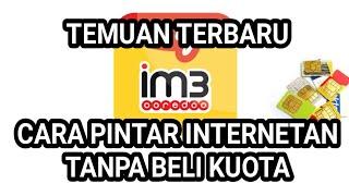 Temuan Terbaru Trik Internet Gratis Indosat Lolos Tes Limit