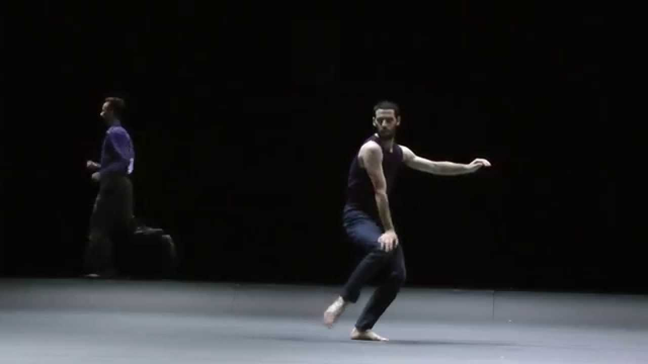 video: Batsheva Dance Company, Last Work