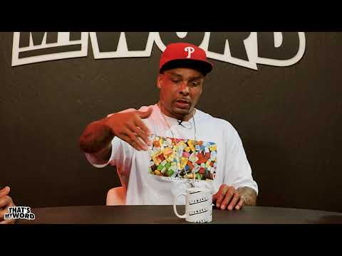 Dubee breaks down the Thizz Ent. Sting || That's My Word