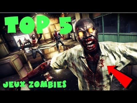 top 5 jeux de zombie pc ps4 xbox one youtube. Black Bedroom Furniture Sets. Home Design Ideas