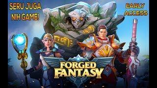 Wow, Seru Juga Nih Game! Forged Fantasy First Impression (Android)