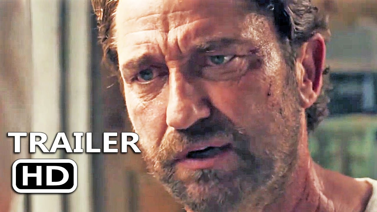 Greenland Official Trailer 2020 Gerald Butler Movie Youtube Official Trailer Trailer Greenland