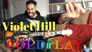 violet hill coldplay (acoustic cover)  - learn guitar chords