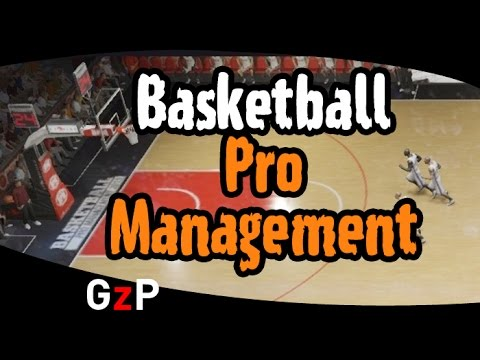 Basketball Pro Management HD game launch trailer