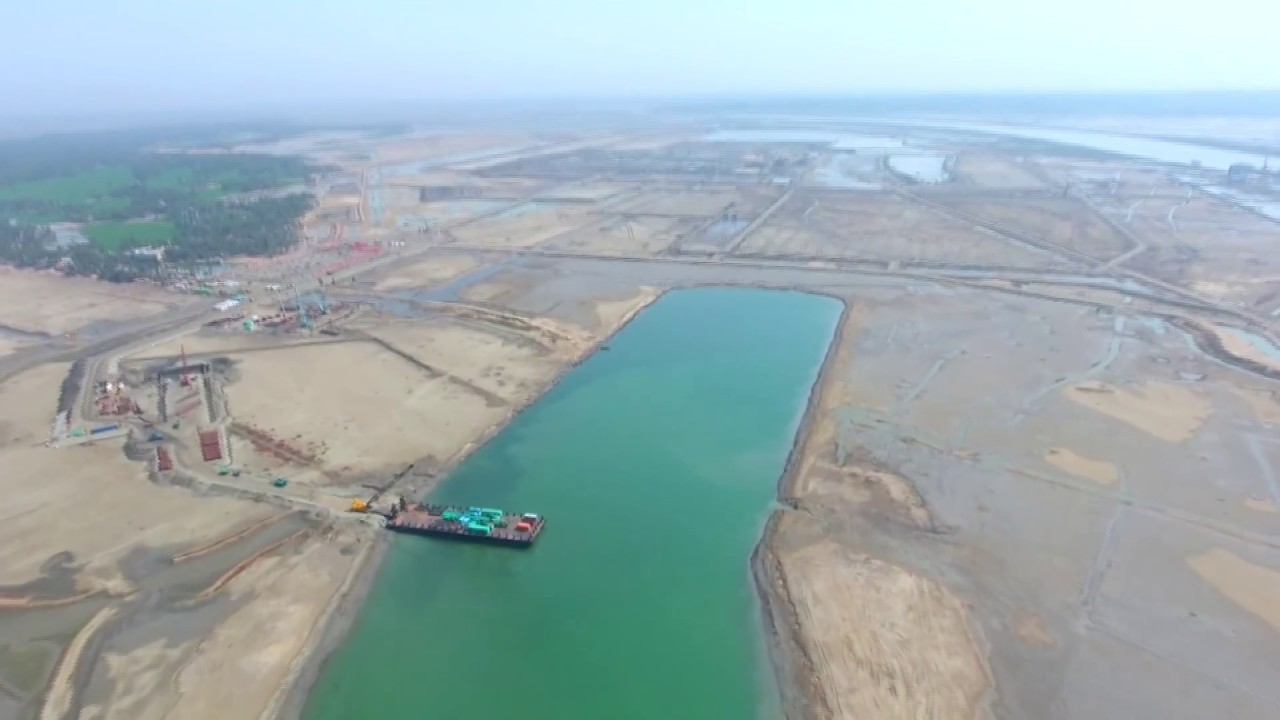 Matarbari USC Coal Fired Power Plant Project Package 1 2 March 2018