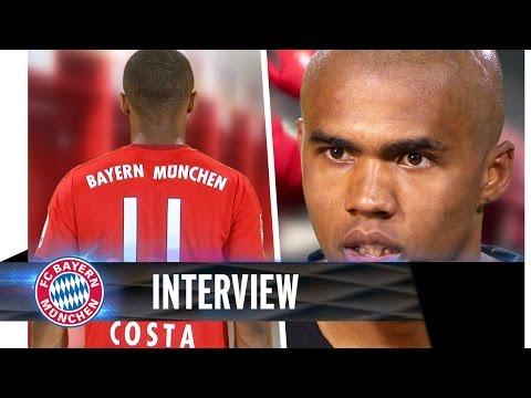 Douglas Costa im Interview