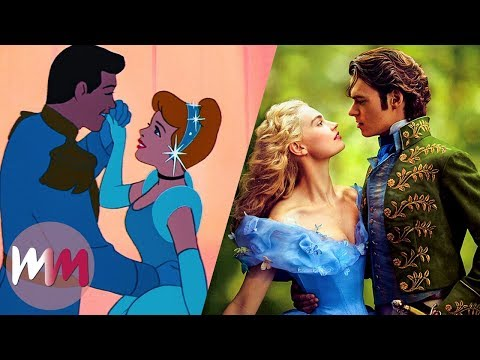 Top 10 Best Changes in Disney Live-Action Remakes